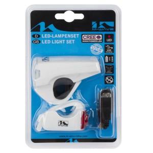 SET FAR SI STOP SPATE CU ACUMULATOR USB/25 LUX