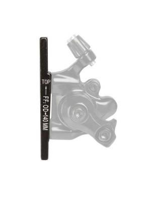 Adaptor etrier flat fata 160 mm-VR