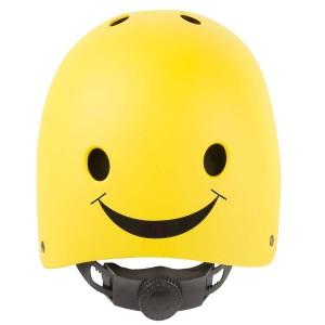 CASCA FREESTYLE/BMX/OUTDOOR YEAH! SMILEY L(58-61 CM)