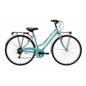 Bicicleta Adriatica Movie lady 6V 28 Verde