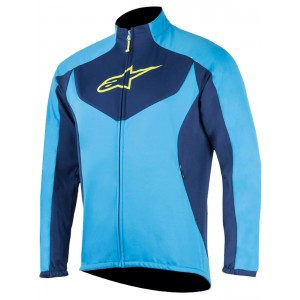 Jacheta Alpinestars MID LAYER bright blue/deep blue XL
