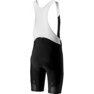 Pantaloni scurti cu bretele Castelli Evoluzione 2 Negru XXXL