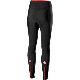 Pantaloni lungi Castelli Sorpasso 2W de dama Negru/Gri Reflex S