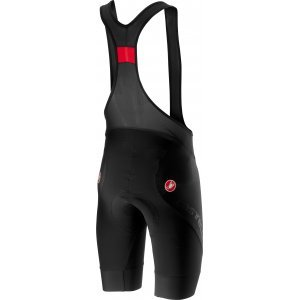 Pantaloni scurti cu bretele Castelli Endurance 2 Negru L