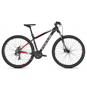 Bicicleta Focus Whistler Core 24G 29 magicblackmatt 2018 - 440mm (M)