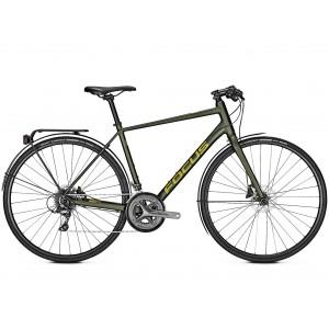 Bicicleta Focus Arriba 3.9 16G olivematt 2019