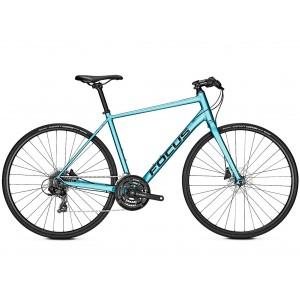 Bicicleta Focus Arriba 3.8 24G icebluematt 2019 - 500mm (M)