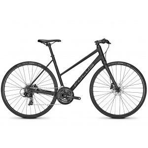 Bicicleta Focus Arriba 3.8 24G TR magicblackmatt 2019