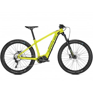 Bicicleta electrica Focus Jam2 HT 6.8 Plus 10G 27.5 green/black 2019