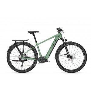 Bicicleta Electrica Focus Aventura 2 6.8 29 Mineral Green 2020