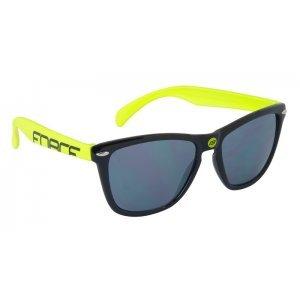Ochelari Force Free negru/fluo lentile black laser
