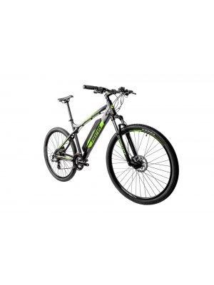 Bicicleta electrica Fivestars 29 negrumat/verde 450mm (M)