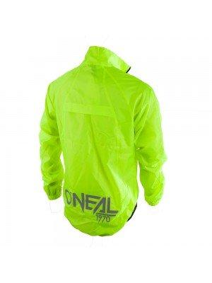Breeze Rain galben neon M