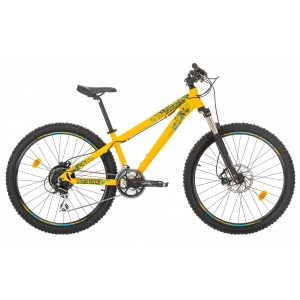 Bicicleta Sprint PRIMUS DIRT DD orange mat