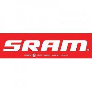 Banner SRAM Essential 100cm X 30cm